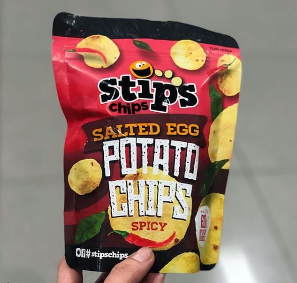 Stips Potato Chips